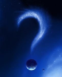 Astral Question Mark